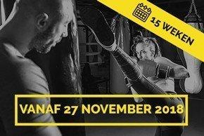 15 Weken | Vanaf 27 November 2018 (di. 19:00)