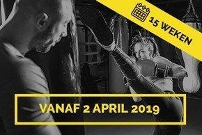 15 Weken | Vanaf 2 April 2019 (di. 19:00)