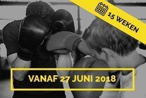 15 Weken | Vanaf 27 Juni 2018 (wo. 15:00)