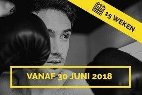 15 Weken | Vanaf 30 Juni 2018 (za. 12:00)